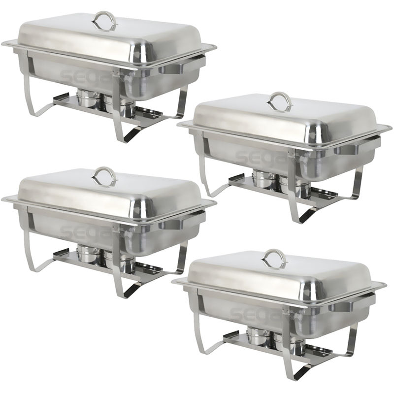 Youre Viewing Chafing Dishes 8 Quart Stainless Steel Rectangular 13899