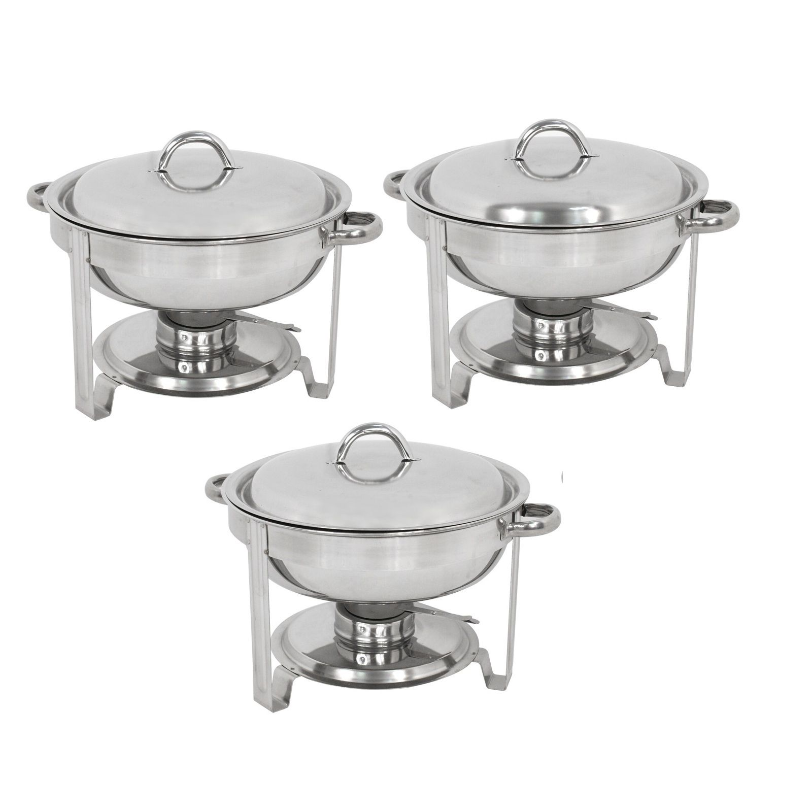 You Re Viewing Chafing Dishes 5 Qt Stainless Steel Round 134 99