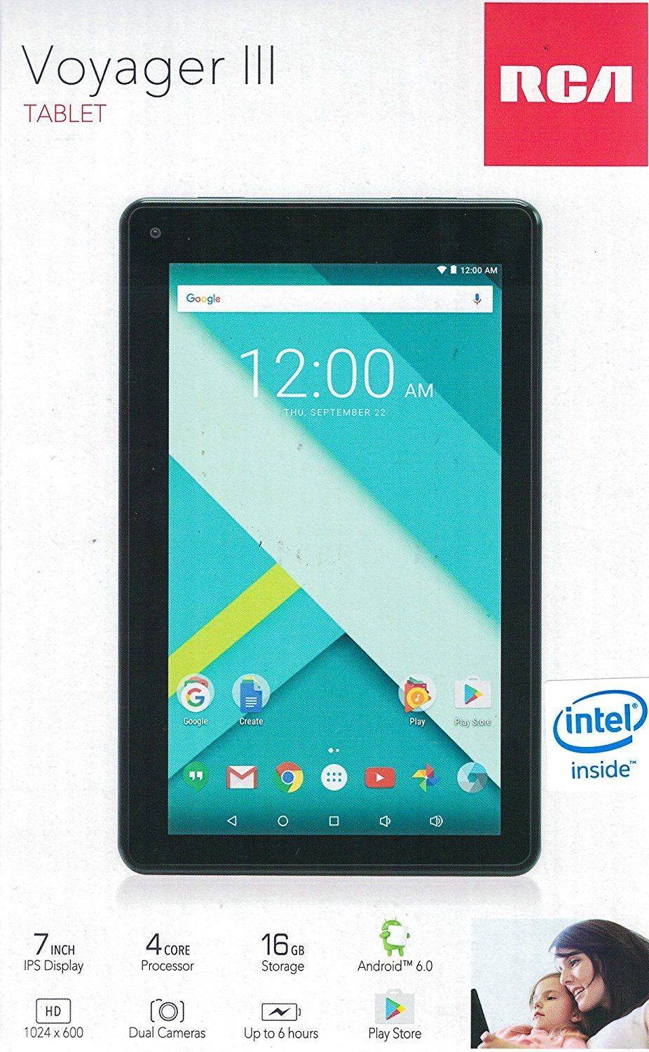 Tablets Rca Voyager Iii 7in 16gb