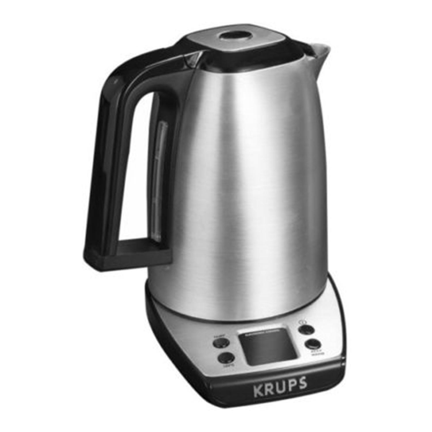 You Re Viewing Electric Kettles Krups 1 7l Tea Coffee Pot 96 76